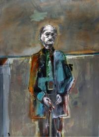Rene de Loffre- Jim Dine-  2005