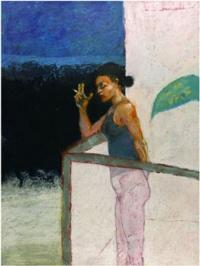 Rene de Loffre- Toni and Her Daemons- 2007