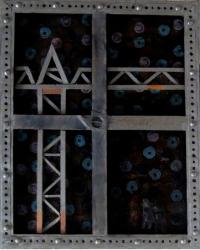 Rene de Loffre-Barcelona Night Crane- 2010