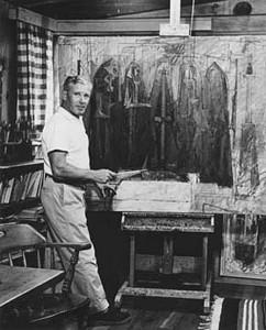 Hans Burkhardt 1956